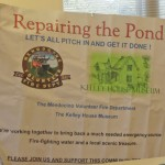 The Pond Project banner.