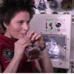 Guenter shared this photo of the first Italian espresso in space!